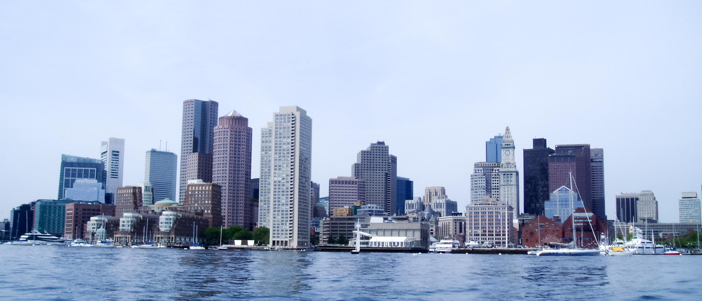nice pictures of Boston and the conference venue